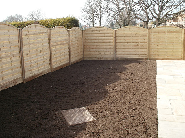 Fences & Walls by M&T Landscape Company Dorset