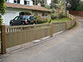 Fence and Gates installed